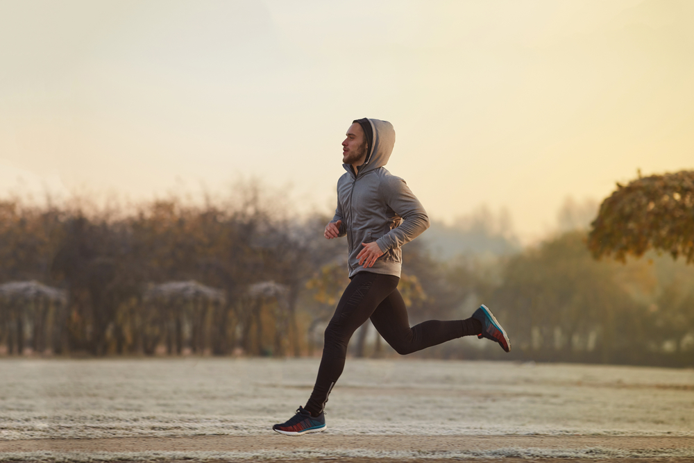 How to keep fit in winter: the best winter exercise kit to keep you warm, dry, and seen when you're outdoors