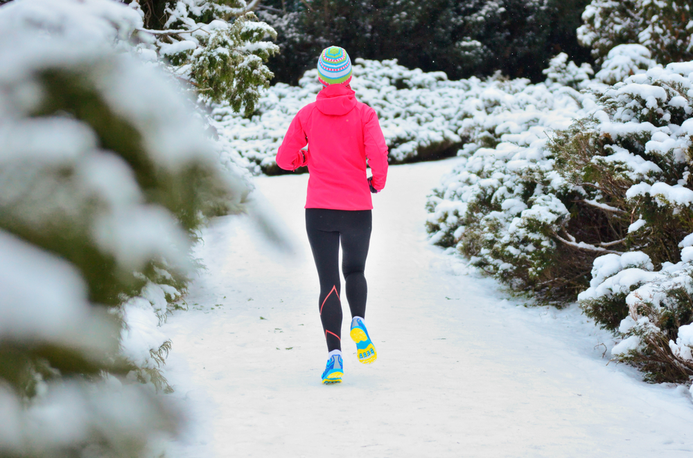 The best outer layers for female runners