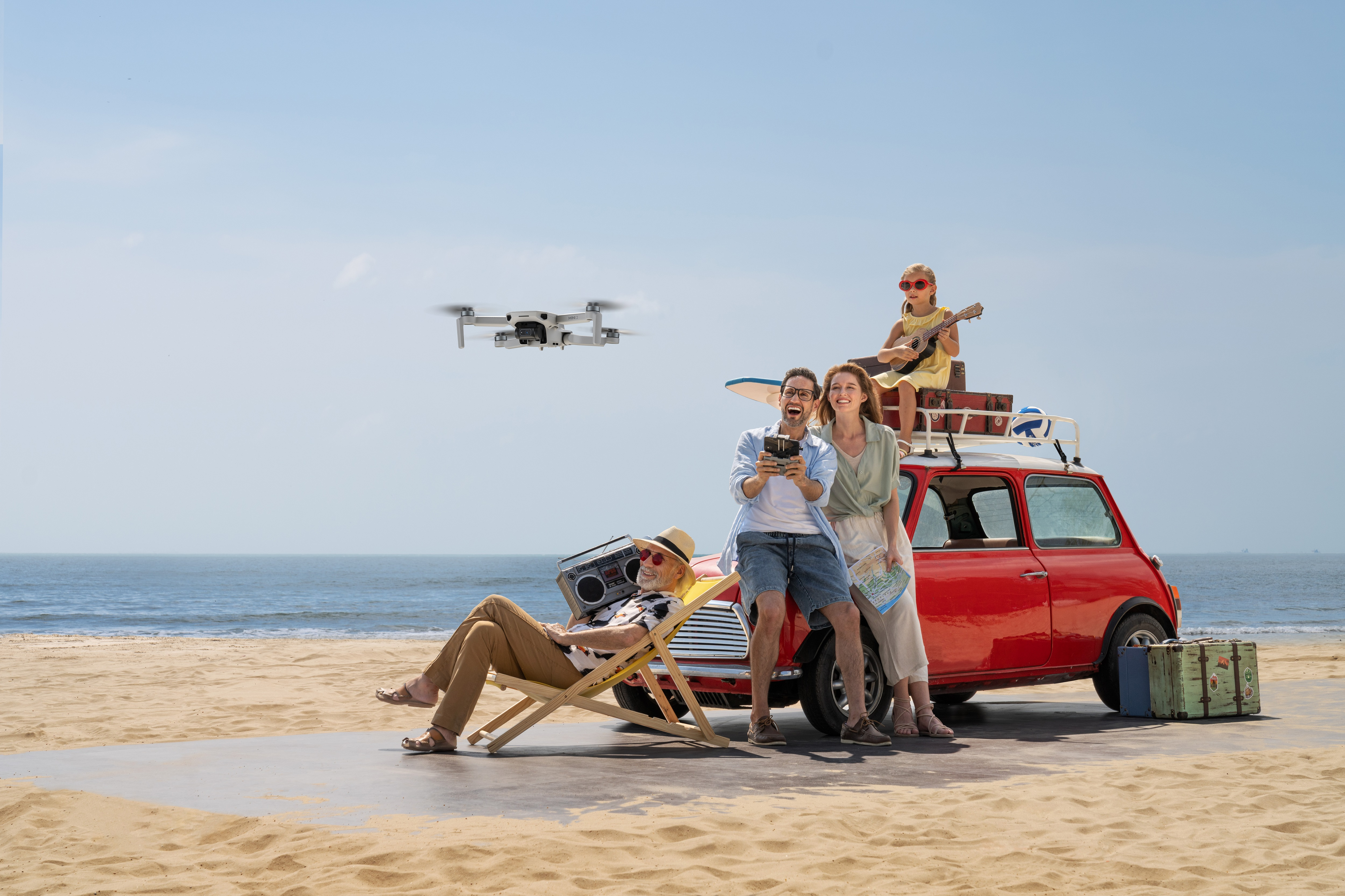 Camera drones: the five best drones for 2021 to help you take the perfect aerial photo