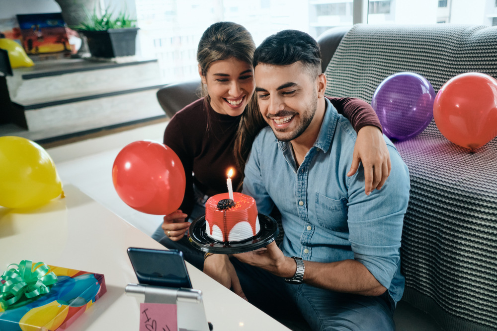 How to celebrate your birthday in lockdown: great ideas for food, drink, and experiences at home